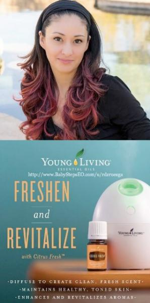 View My Young Living Essential Oils™ Profile